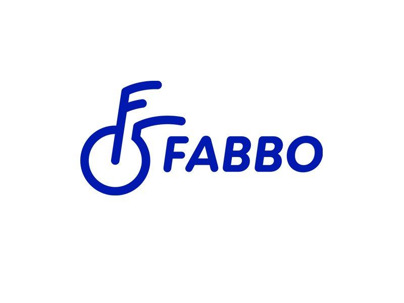 Fabbo fietsonderdelen logo