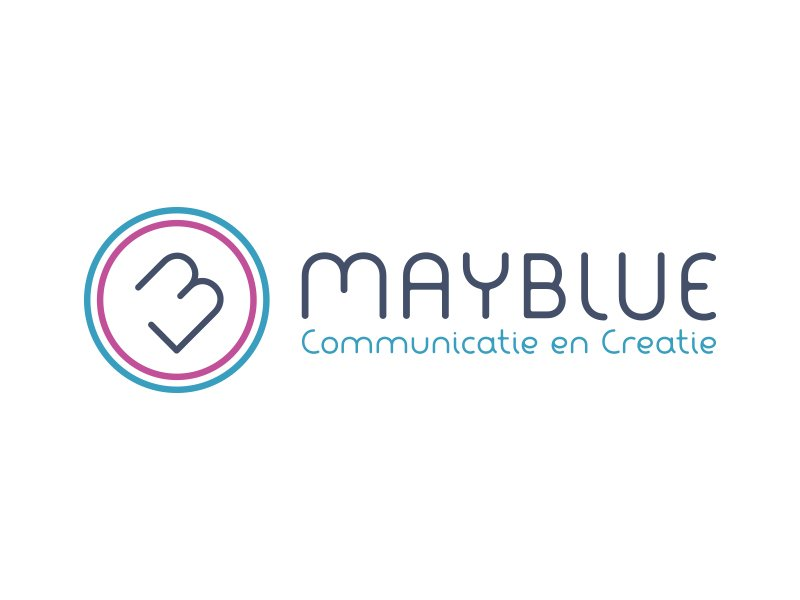 MayBlue logo
